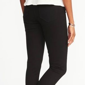 Old navy sculpt jeans size 8 NWT